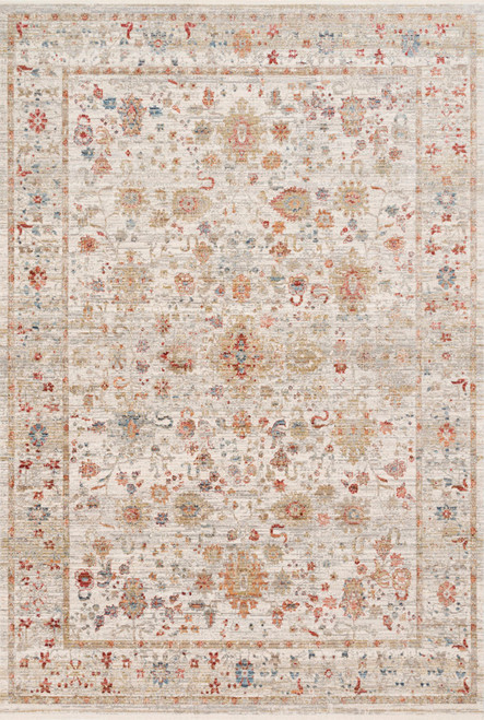 Loloi Claire CLE-05 Ivory Multi
