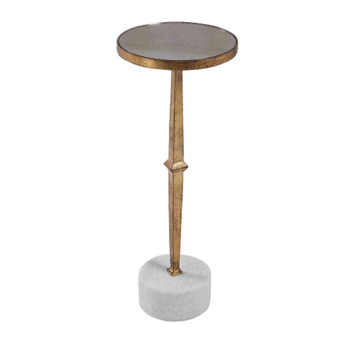 Uttermost Miriam Round Accent Table by David Frisch