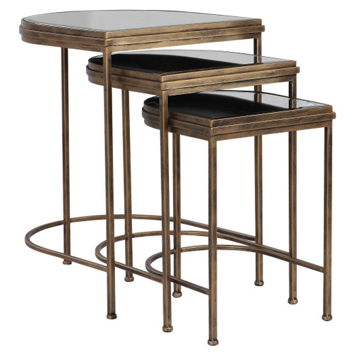Uttermost India Nesting Tables, Set/3 by David Frisch