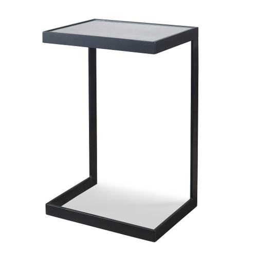 Uttermost Windell Cantilever Side Table
