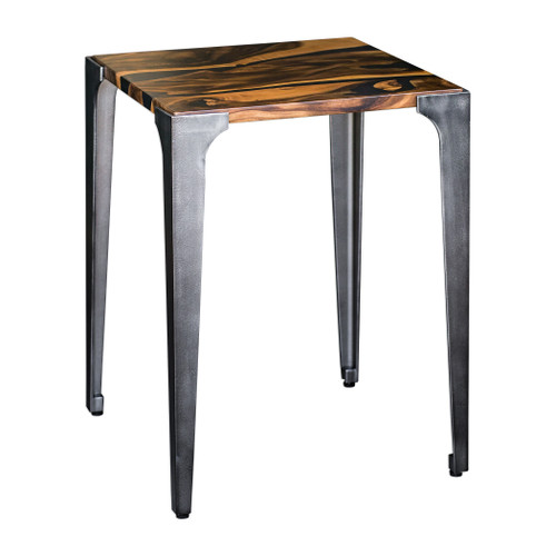 Uttermost Mira Acacia Side Table