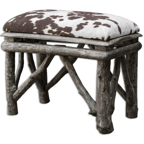 Uttermost Chavi Small Bench by Matthew Williams