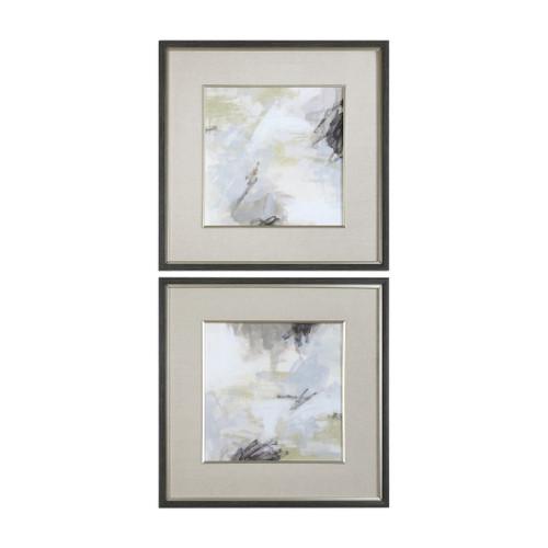 Uttermost Vistas Framed Prints S/2