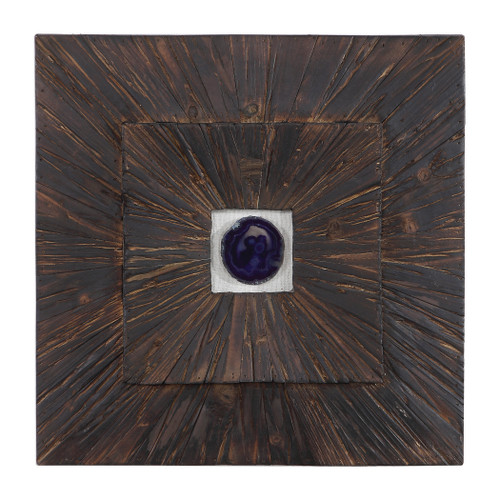 Uttermost Anika Wood Wall Decor by Renee Wightman