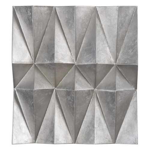 Uttermost Maxton Multi-Faceted Panels S/3 by Grace Feyock