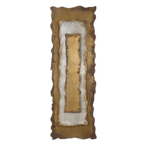 Uttermost Jaymes Oxidized Panel by Grace Feyock