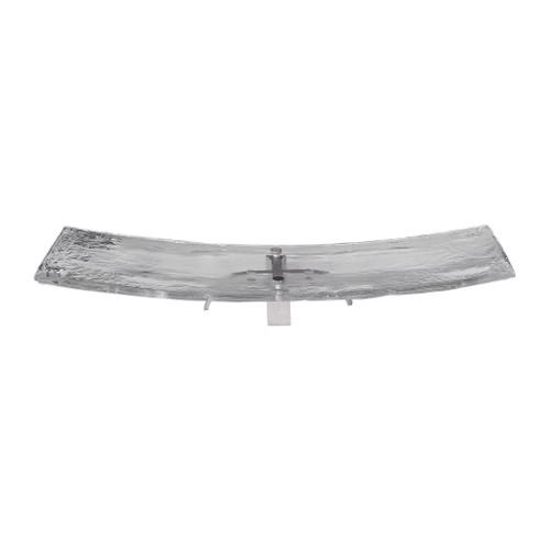 Uttermost Mika Art Glass Tray by Renee Wightman