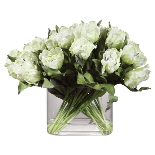Uttermost Kimbry Tulip Centerpiece by Constance Lael-Linyard