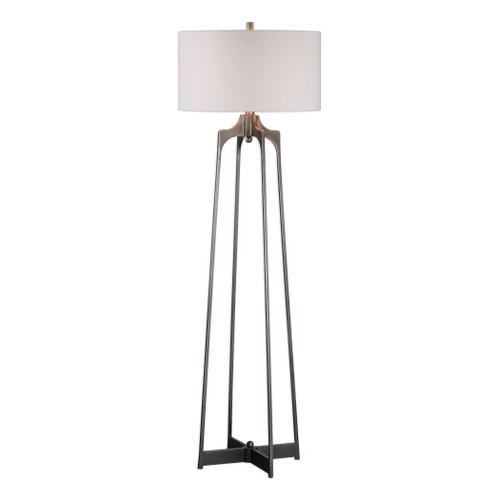 Uttermost Adrian Modern Floor Lamp by David Frisch