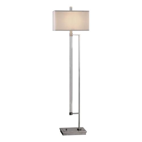 Uttermost Mannan Modern Floor Lamp by Billy Moon