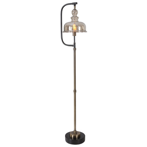Uttermost Elieser Industrial Floor Lamp by Matthew Williams