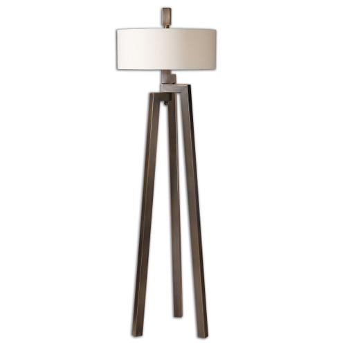 Uttermost Mondovi Modern Floor Lamp by Carolyn Kinder