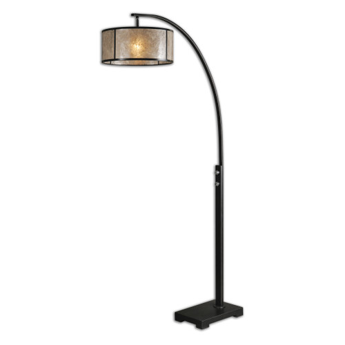 Uttermost Cairano Drum Shade Floor Lamp by Carolyn Kinder