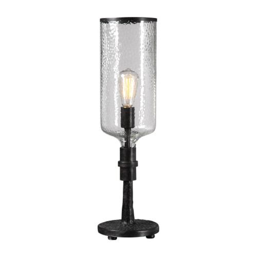 Uttermost Hadley Old Industrial Accent Lamp by Matthew Williams