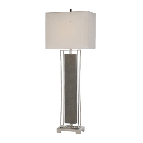 Uttermost Sakana Gray Buffet Lamp by Matthew Williams