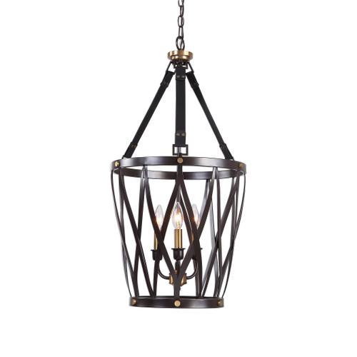 Uttermost Marlandin 3 Light Lantern Pendant by Kalizma Home