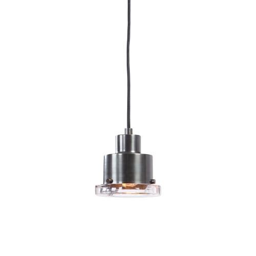 Uttermost Hamler 1 Light Mini Pendant by Matthew Williams
