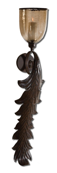 Uttermost Tinella Wall Sconce by Billy Moon