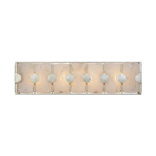Uttermost Rene 4 Light Swirl Glass Vanity by Kalizma Home
