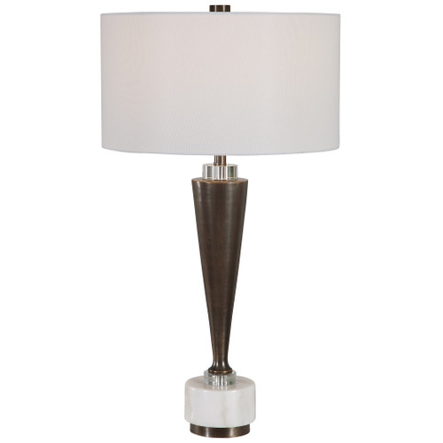 Uttermost Merrigan Modern Table Lamp by David Frisch