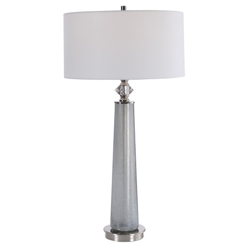 Uttermost Grayton Frosted Art Table Lamp by David Frisch