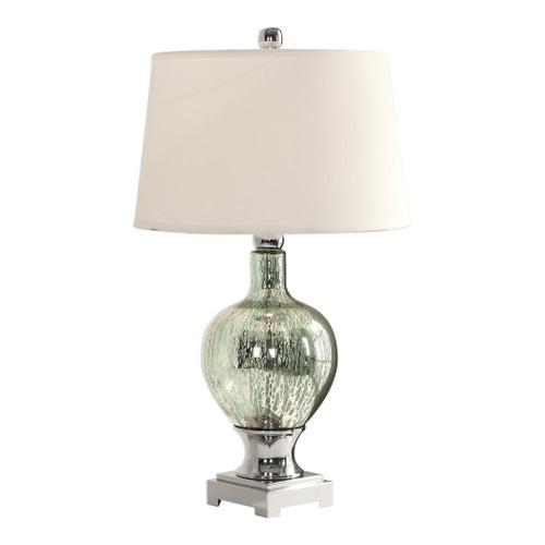 Uttermost Mafalda Mercury Glass Lamp by Billy Moon