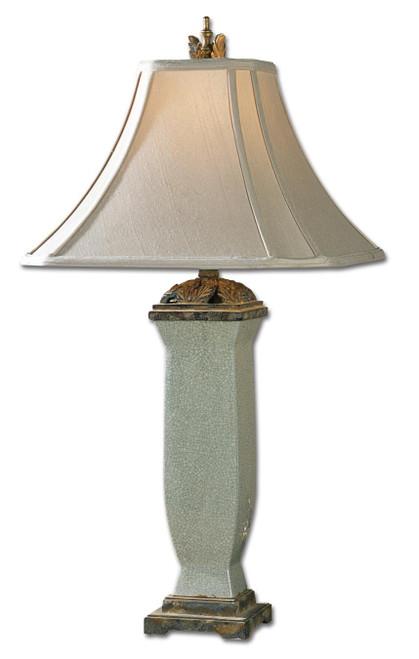 Uttermost Reynosa Porcelain Table Lamp by Carolyn Kinder