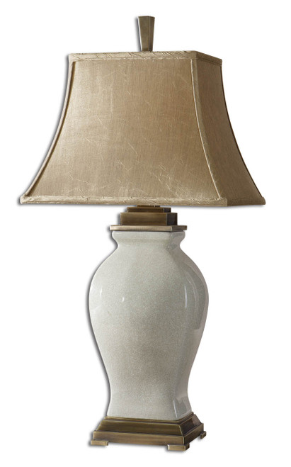 Uttermost Rory Ivory Table Lamp by Carolyn Kinder