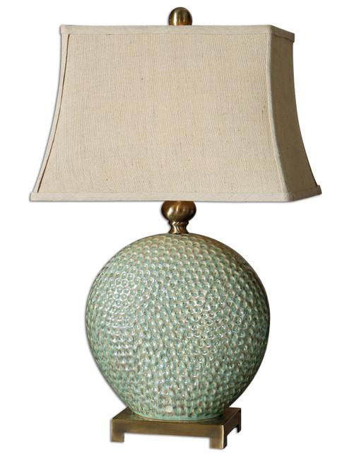 Uttermost Destin Ceramic Table Lamp by Carolyn Kinder