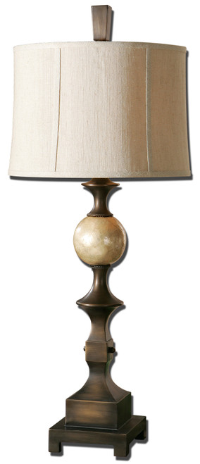 Uttermost Tusciano Bronze Table Lamp by Carolyn Kinder