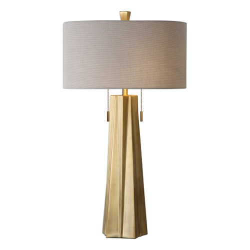 Uttermost Maris Gold Table Lamp by David Frisch