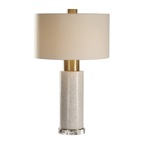 Uttermost Vaeshon Concrete Table Lamp by David Frisch