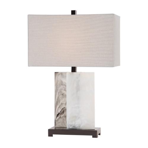 Uttermost Vanda Stone Table Lamp by Renee Wightman
