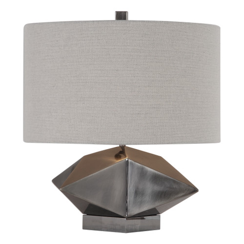 Uttermost Ignacio Geometric Table Lamp by Renee Wightman