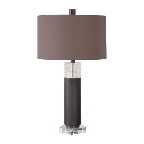 Uttermost Ryne Bronze Table Lamp by Matthew Williams