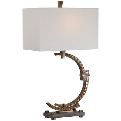 Uttermost Atria Bronze Table Lamp by Carolyn Kinder