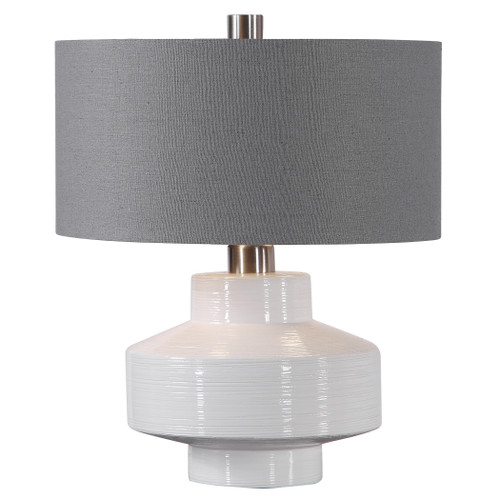 Uttermost Crosby Mid-Century Table Lamp by David Frisch