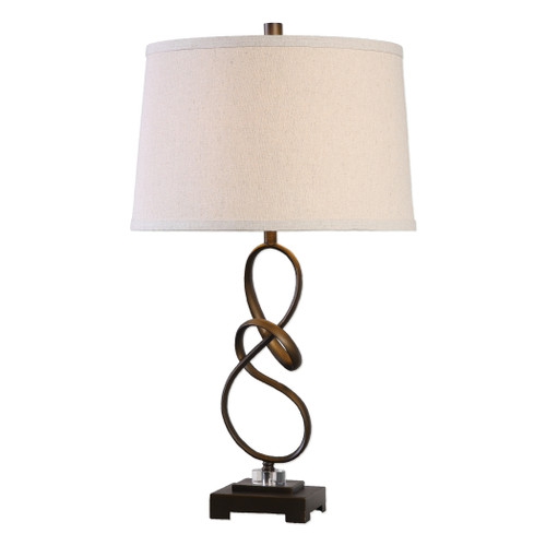 Uttermost Tenley Oil Rubbed Bronze Lamp