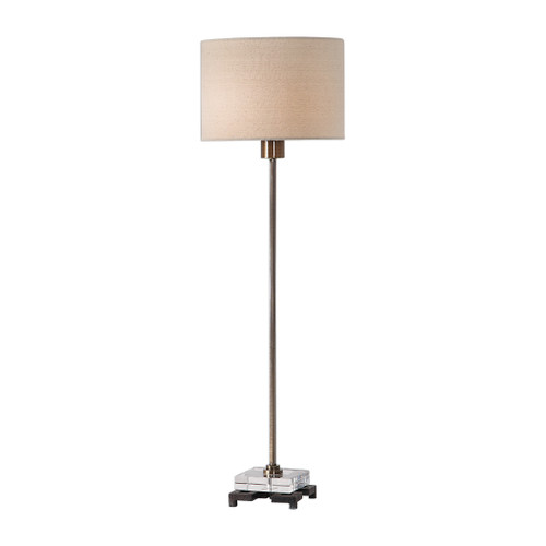Uttermost Danyon Brass Table Lamp by Matthew Williams