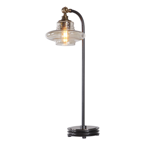 Uttermost Lyell Industrial Table Lamp by Jim Parsons
