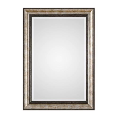Uttermost Shefford Antiqued Silver Mirror