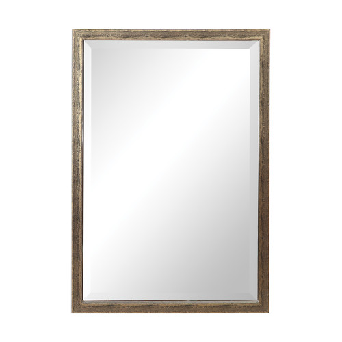 Uttermost Aburay Tarnished Silver Mirror by Grace Feyock