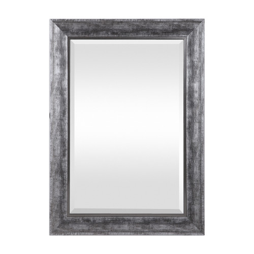 Uttermost Affton Burnished Silver Mirror by Grace Feyock