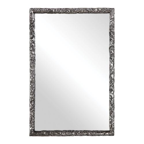 Uttermost Greer Silver Vanity Mirror