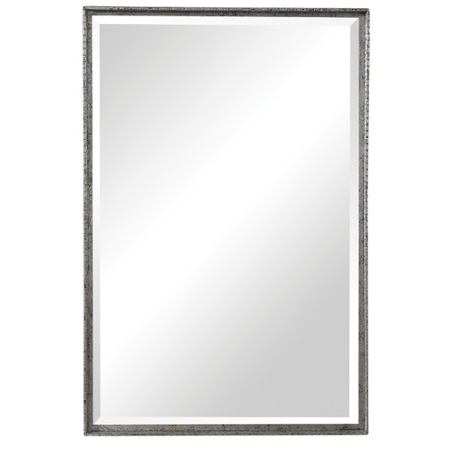 Uttermost Callan Silver Vanity Mirror by Grace Feyock