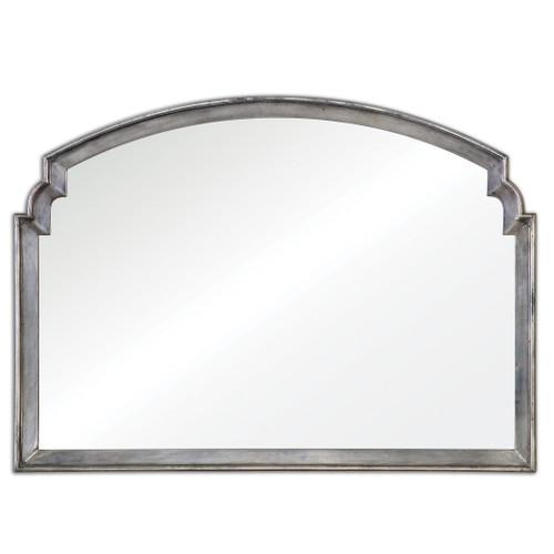 Uttermost Via Della Silver Mirror by Grace Feyock