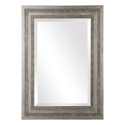 Uttermost Hallmar Wood Mirror