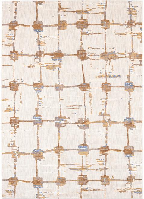 Karastan Artisan Mirage Brushed Gold by Scott Living