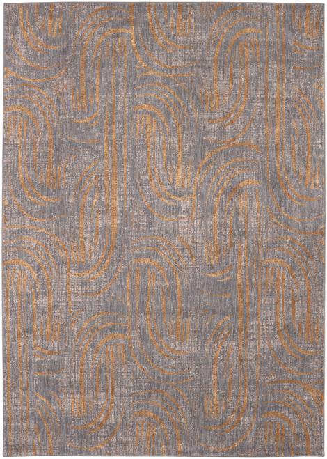 Karastan Artisan Equilibrium Smokey Grey by Scott Living