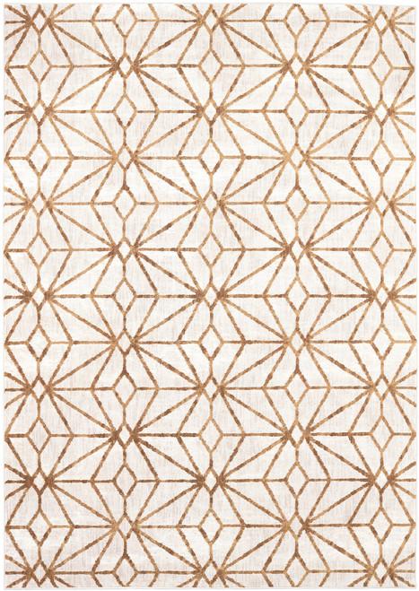 Karastan Artisan Celeste Brushed Gold by Scott Living